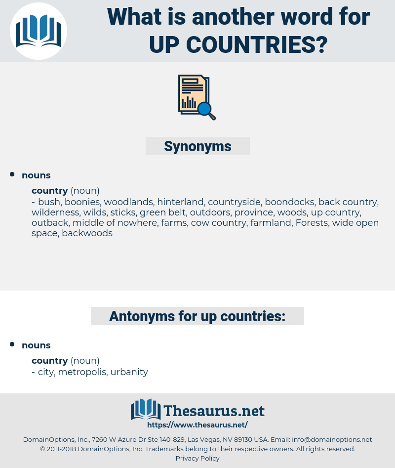 up countries, synonym up countries, another word for up countries, words like up countries, thesaurus up countries