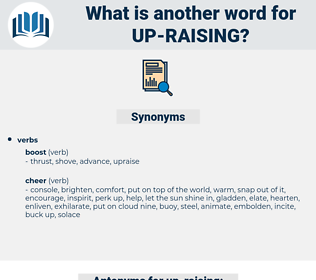 up-raising, synonym up-raising, another word for up-raising, words like up-raising, thesaurus up-raising