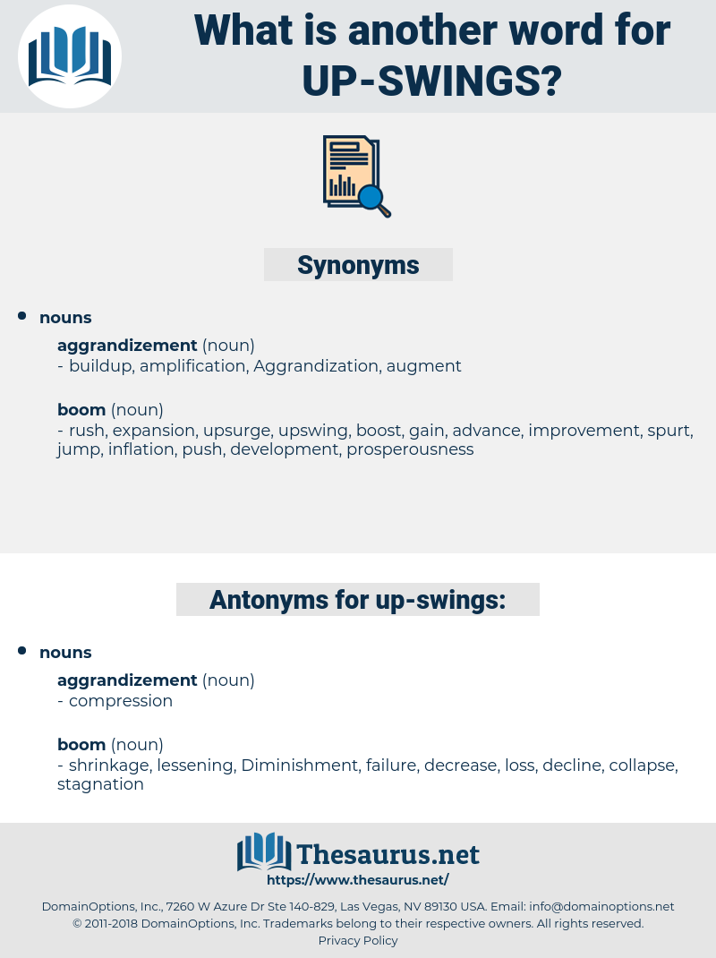 up-swings, synonym up-swings, another word for up-swings, words like up-swings, thesaurus up-swings
