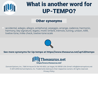 up-tempo, synonym up-tempo, another word for up-tempo, words like up-tempo, thesaurus up-tempo