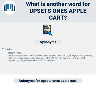 upsets ones apple cart, synonym upsets ones apple cart, another word for upsets ones apple cart, words like upsets ones apple cart, thesaurus upsets ones apple cart