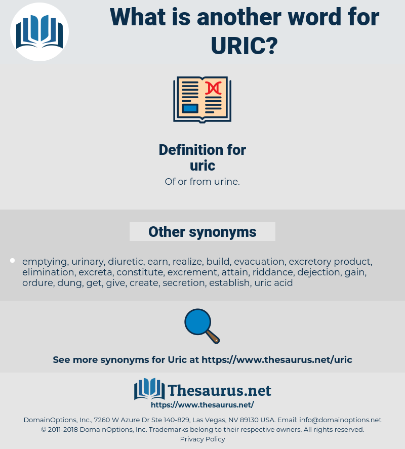 uric, synonym uric, another word for uric, words like uric, thesaurus uric