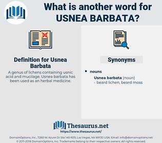 Usnea Barbata, synonym Usnea Barbata, another word for Usnea Barbata, words like Usnea Barbata, thesaurus Usnea Barbata