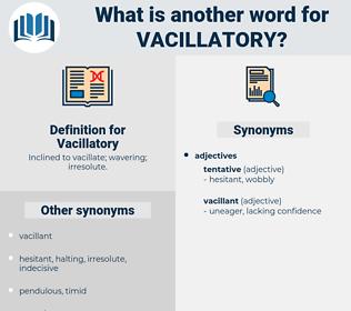 Vacillatory, synonym Vacillatory, another word for Vacillatory, words like Vacillatory, thesaurus Vacillatory