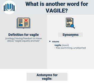 vagile, synonym vagile, another word for vagile, words like vagile, thesaurus vagile