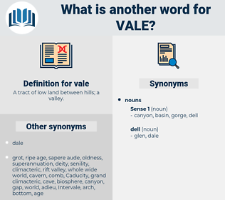 vale, synonym vale, another word for vale, words like vale, thesaurus vale