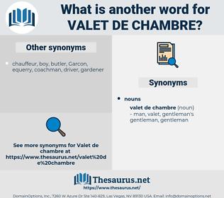 Valet De Chambre, synonym Valet De Chambre, another word for Valet De Chambre, words like Valet De Chambre, thesaurus Valet De Chambre