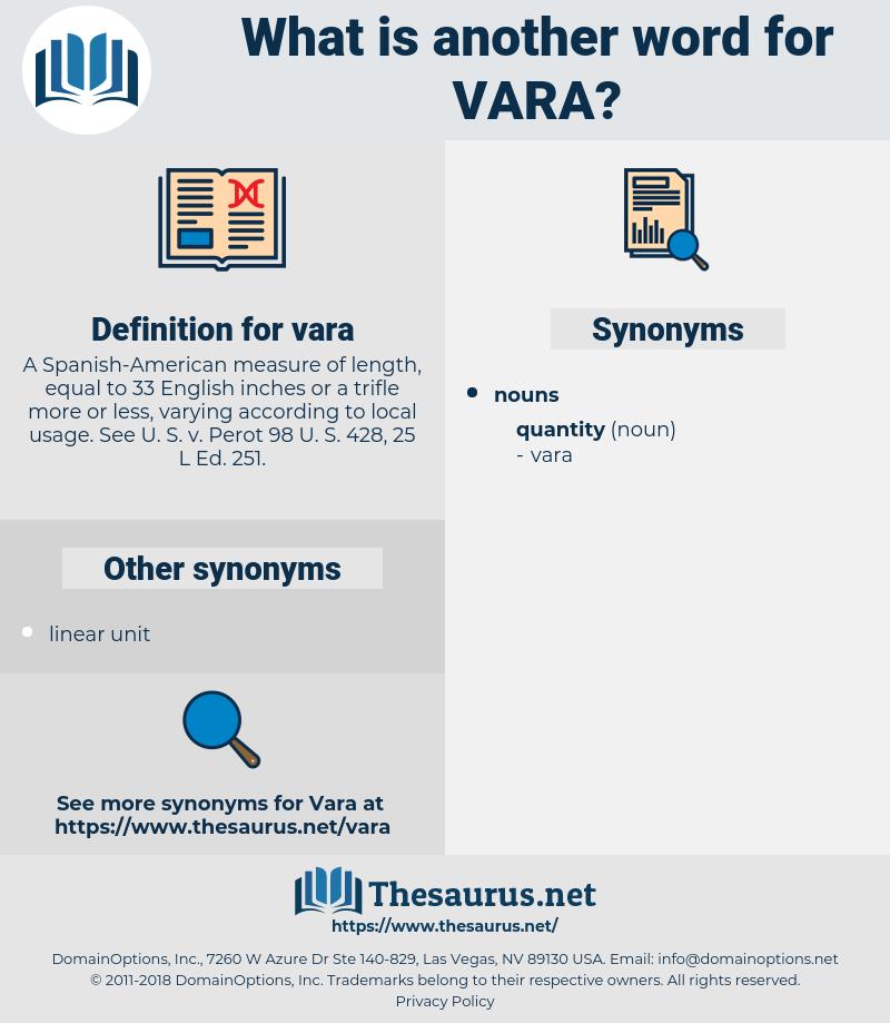 vara, synonym vara, another word for vara, words like vara, thesaurus vara