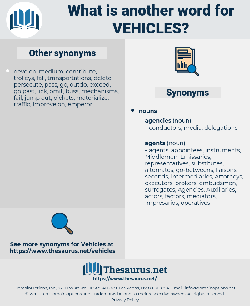 Vehicles, synonym Vehicles, another word for Vehicles, words like Vehicles, thesaurus Vehicles