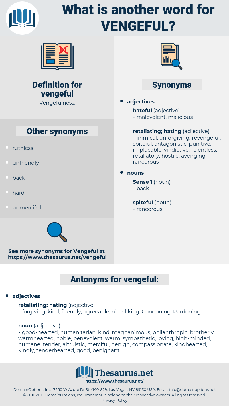 vengeful, synonym vengeful, another word for vengeful, words like vengeful, thesaurus vengeful