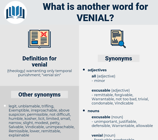 venial, synonym venial, another word for venial, words like venial, thesaurus venial