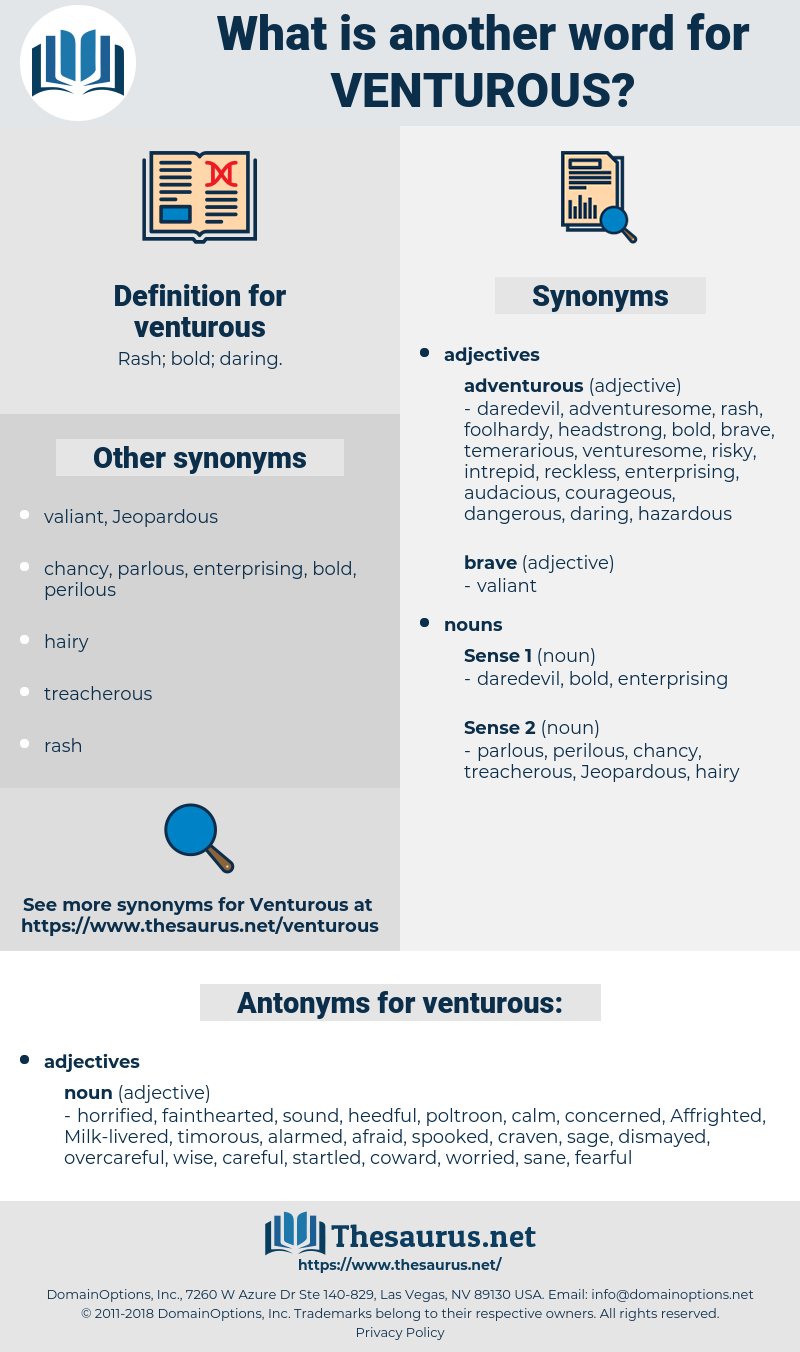 venturous, synonym venturous, another word for venturous, words like venturous, thesaurus venturous