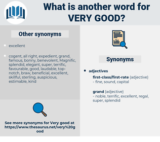 very good, synonym very good, another word for very good, words like very good, thesaurus very good