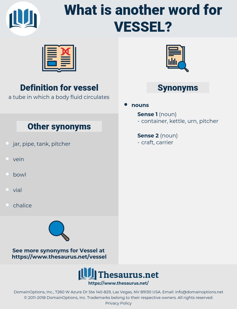 vessel, synonym vessel, another word for vessel, words like vessel, thesaurus vessel