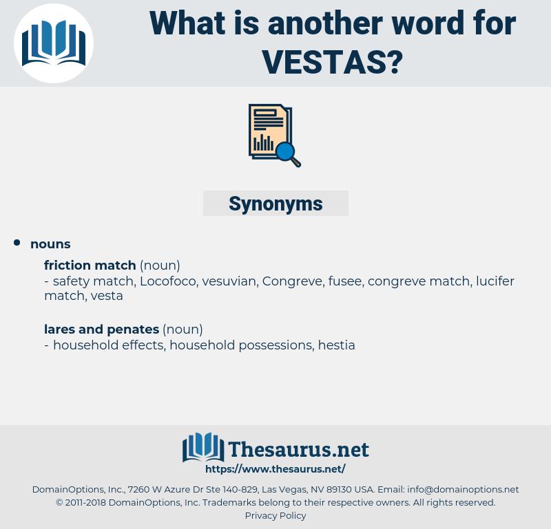 vestas, synonym vestas, another word for vestas, words like vestas, thesaurus vestas