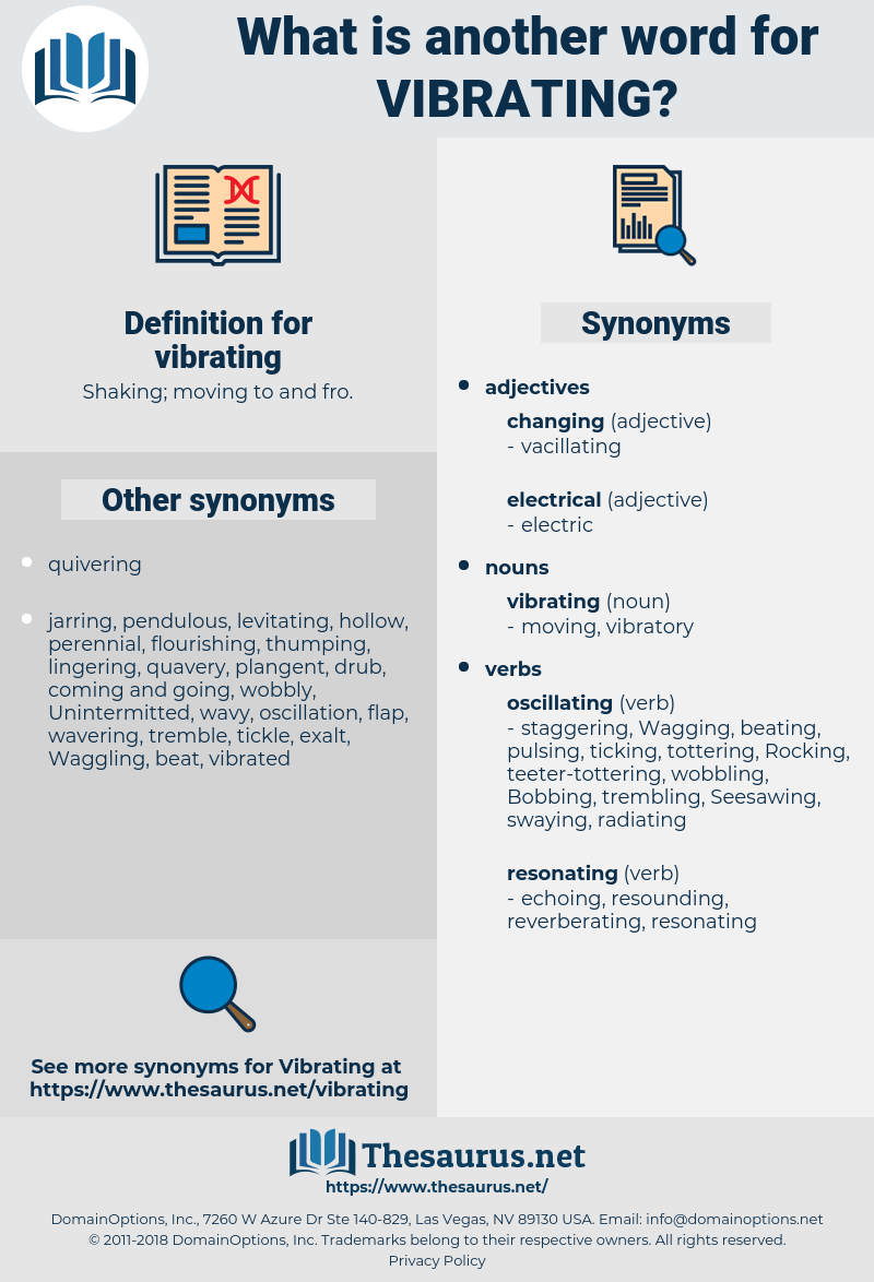vibrating, synonym vibrating, another word for vibrating, words like vibrating, thesaurus vibrating