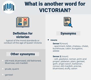 victorian, synonym victorian, another word for victorian, words like victorian, thesaurus victorian