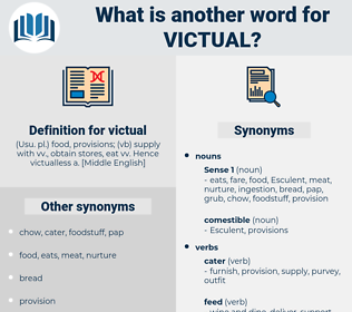 victual, synonym victual, another word for victual, words like victual, thesaurus victual