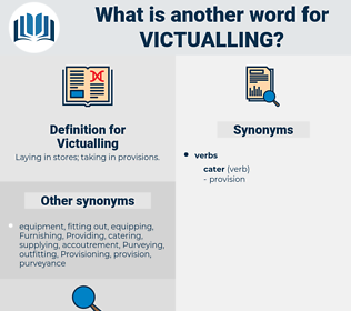 Victualling, synonym Victualling, another word for Victualling, words like Victualling, thesaurus Victualling