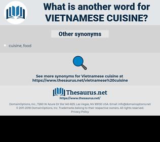 vietnamese cuisine, synonym vietnamese cuisine, another word for vietnamese cuisine, words like vietnamese cuisine, thesaurus vietnamese cuisine