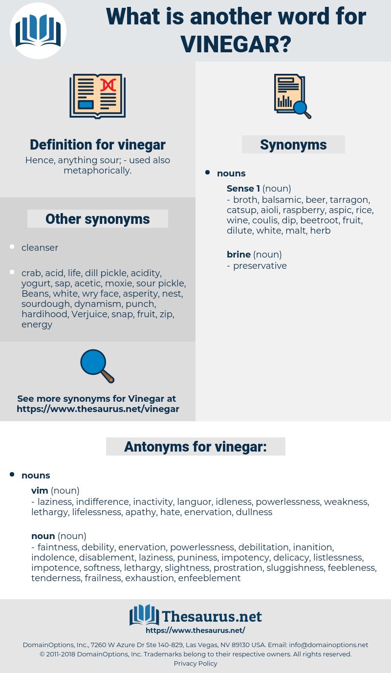 vinegar, synonym vinegar, another word for vinegar, words like vinegar, thesaurus vinegar