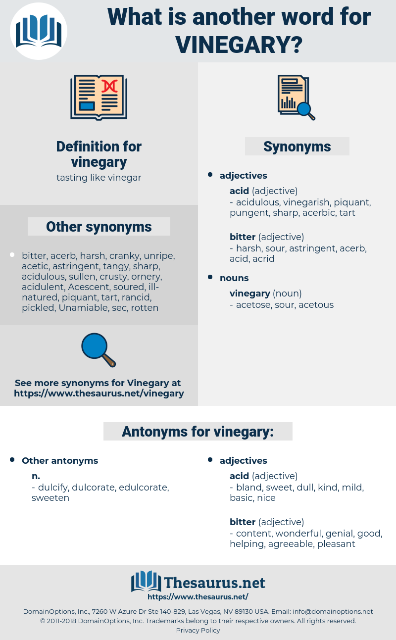 vinegary, synonym vinegary, another word for vinegary, words like vinegary, thesaurus vinegary