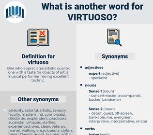 virtuoso, synonym virtuoso, another word for virtuoso, words like virtuoso, thesaurus virtuoso