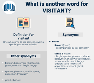 visitant, synonym visitant, another word for visitant, words like visitant, thesaurus visitant