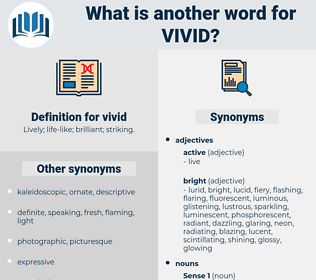 vivid, synonym vivid, another word for vivid, words like vivid, thesaurus vivid