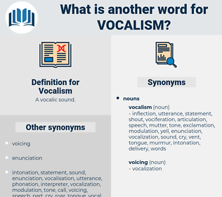 Vocalism, synonym Vocalism, another word for Vocalism, words like Vocalism, thesaurus Vocalism