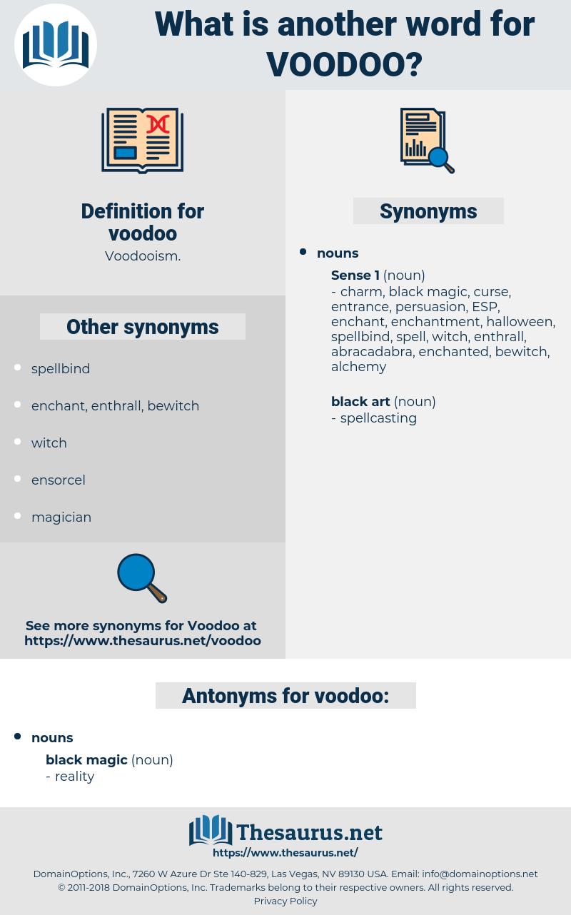 voodoo, synonym voodoo, another word for voodoo, words like voodoo, thesaurus voodoo