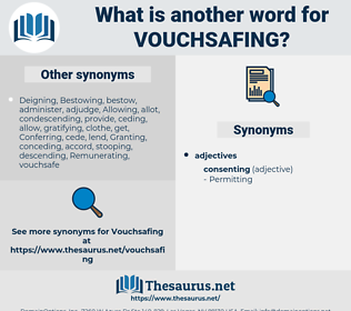 Vouchsafing, synonym Vouchsafing, another word for Vouchsafing, words like Vouchsafing, thesaurus Vouchsafing