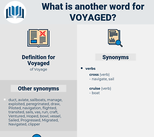 Voyaged, synonym Voyaged, another word for Voyaged, words like Voyaged, thesaurus Voyaged