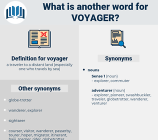 voyager, synonym voyager, another word for voyager, words like voyager, thesaurus voyager