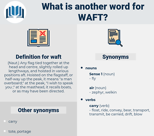 waft, synonym waft, another word for waft, words like waft, thesaurus waft