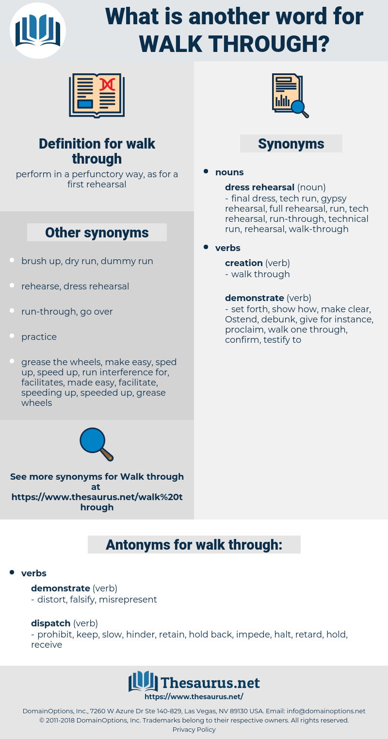 walk through, synonym walk through, another word for walk through, words like walk through, thesaurus walk through