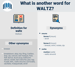 waltz, synonym waltz, another word for waltz, words like waltz, thesaurus waltz