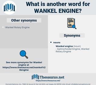 Wankel Engine, synonym Wankel Engine, another word for Wankel Engine, words like Wankel Engine, thesaurus Wankel Engine