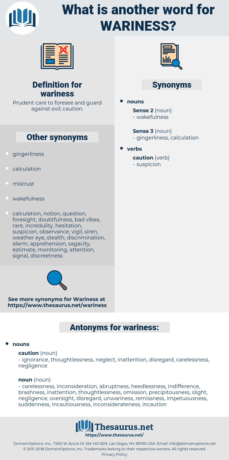 wariness, synonym wariness, another word for wariness, words like wariness, thesaurus wariness