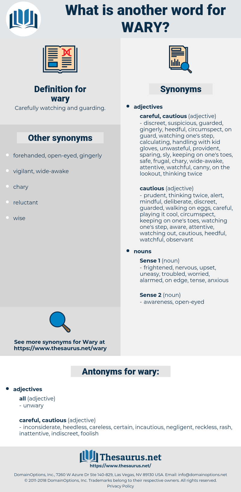 wary, synonym wary, another word for wary, words like wary, thesaurus wary