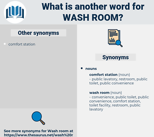 wash room, synonym wash room, another word for wash room, words like wash room, thesaurus wash room