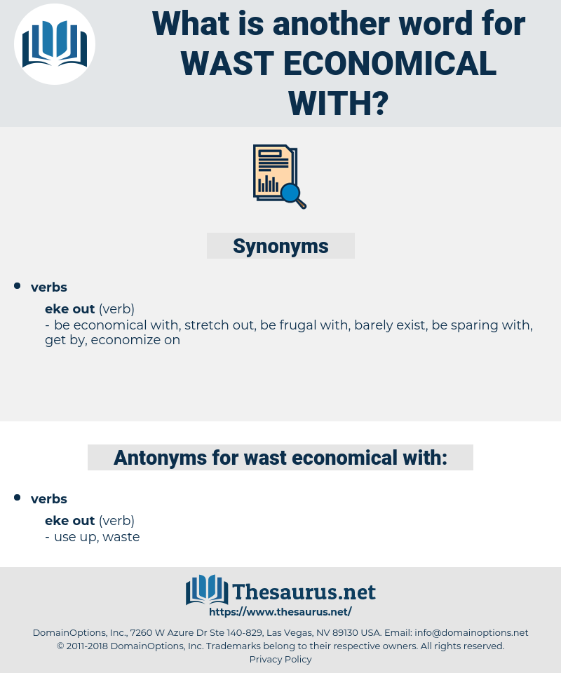wast economical with, synonym wast economical with, another word for wast economical with, words like wast economical with, thesaurus wast economical with