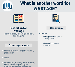 wastage, synonym wastage, another word for wastage, words like wastage, thesaurus wastage