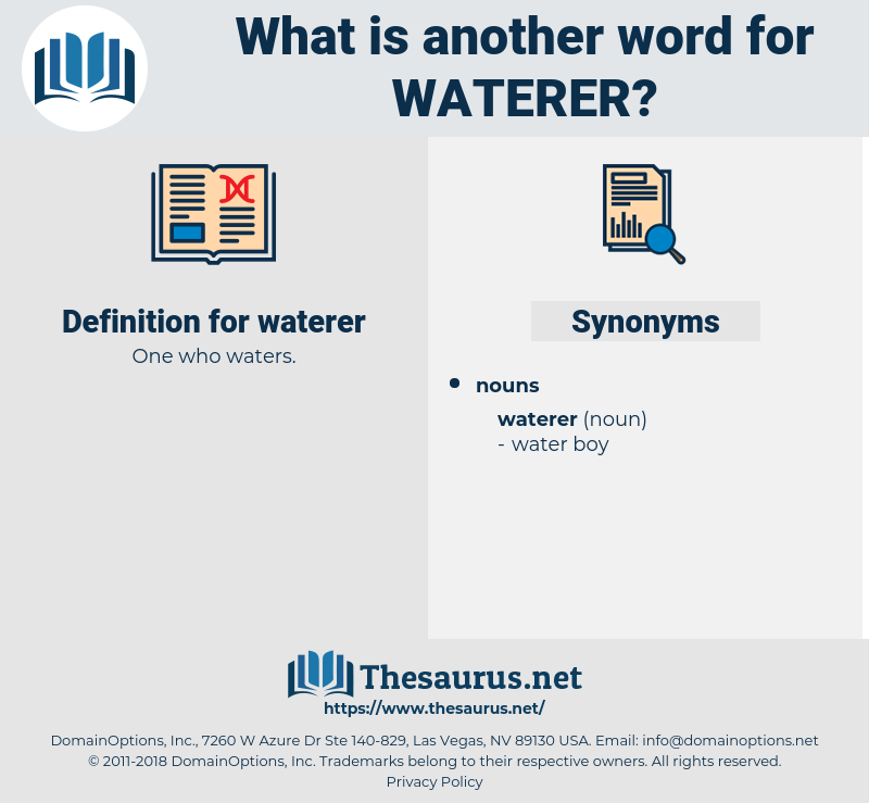 waterer, synonym waterer, another word for waterer, words like waterer, thesaurus waterer