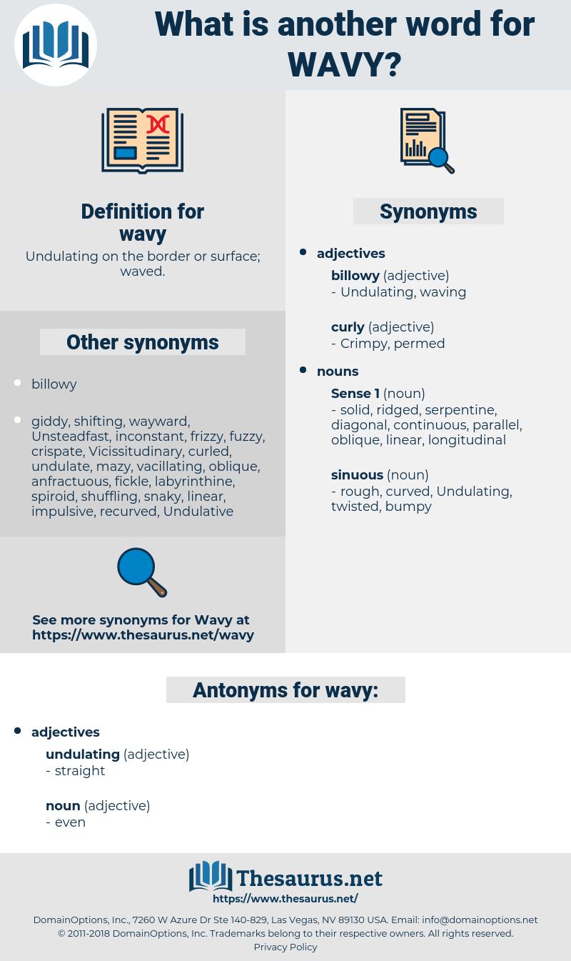 wavy, synonym wavy, another word for wavy, words like wavy, thesaurus wavy