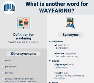 wayfaring, synonym wayfaring, another word for wayfaring, words like wayfaring, thesaurus wayfaring