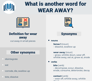 wear away, synonym wear away, another word for wear away, words like wear away, thesaurus wear away