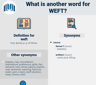 weft, synonym weft, another word for weft, words like weft, thesaurus weft