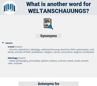 weltanschauungs, synonym weltanschauungs, another word for weltanschauungs, words like weltanschauungs, thesaurus weltanschauungs