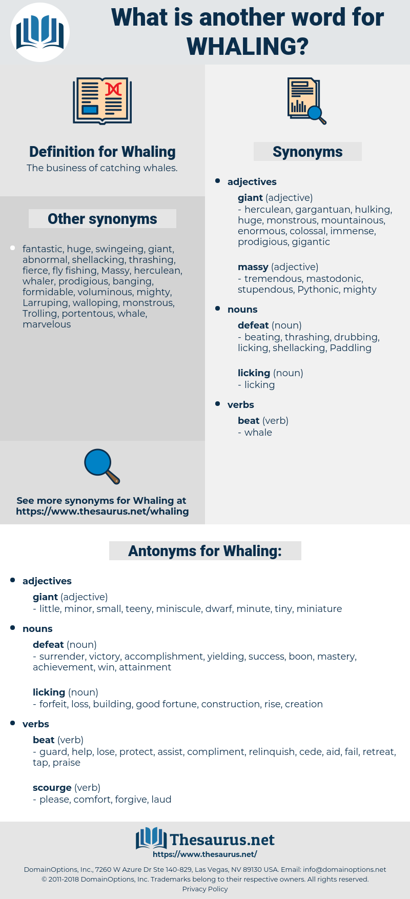 Whaling, synonym Whaling, another word for Whaling, words like Whaling, thesaurus Whaling